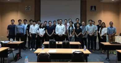 ปิดคอร์สอบรม Basic Business skill for Architects ครั้งที่ 1