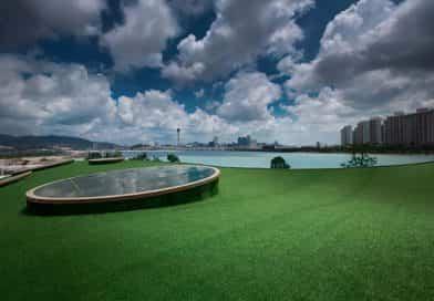 บทความแปล : Lotus Square Art Center อาร์ตเซ็นเตอร์แนวคิดรักษ์โลกรูปแบบใหม่